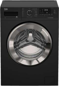 Beko WML71433PTEB Stand-Waschmaschine-Frontlader schwarz,A+++,
