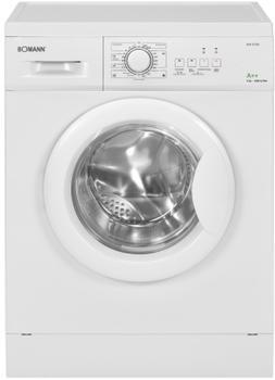 Bomann Wa5728 Waschmaschine 6kg, 1000 U/Min,
