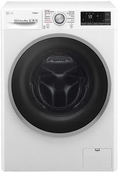 LG F14WM8SMART, Waschmaschine, 8 kg, 1400 U/Min., A+++
