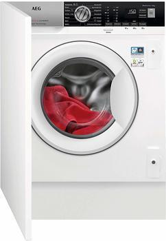 AEG L7FBI6480 vollintegrierbare Waschmaschine 8kg 1400U/min A+++ Wasserstopp Weiß (Versandkostenfrei)
