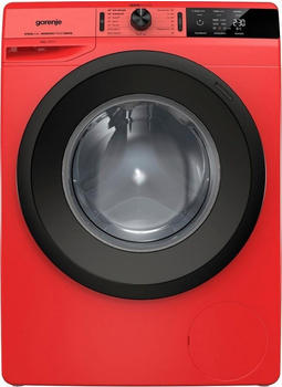 Gorenje Waschmaschine WEI843PR, 8 kg, 1400 U/Min rot,