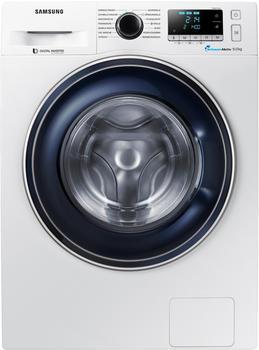 Samsung WW90J5436FW/EG, 9 kg Waschmaschine, Frontlader, 1400 U/Min., A+++, Weiß
