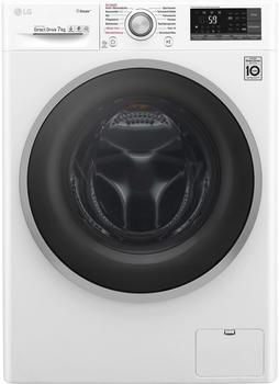 LG F12WM7SLIM Waschmaschine 1200 U/min, in Weiß