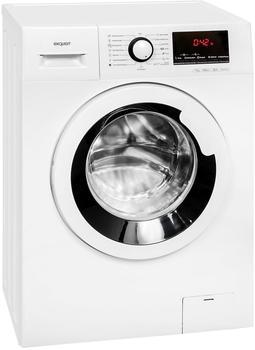 GGV-Exquisit EXQUISIT WA 7014-1 Waschmaschine Frontlader Startzeitvorwahl Vollelektronik
