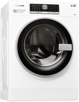 Bauknecht WM AutoDos 8 ZEN WaschmaschinenWeiß
