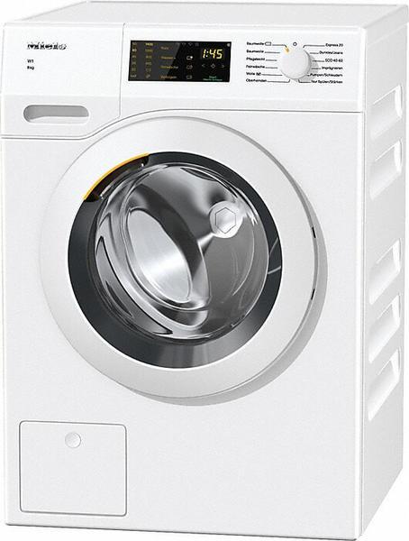 Miele Waschmaschine Test 2021