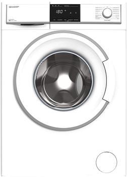 Sharp Waschmaschine ES-HFB814AWA-DE, 8 kg, 1400 U/min