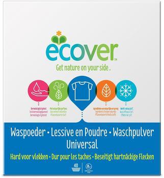 Ecover Universal-Waschpulver Konzentrat Lavendel (3 kg)