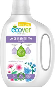 Ecover Colorwaschmittel Konzentrat Apfelblüte & Freesie 850 ml