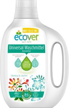 Ecover Universal Vollwaschmittel Konzentrat Hibiskus & Jasmin 850 ml 17 WL