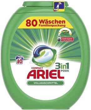 Ariel Vollwaschmittel 3in1 Pods Regulär 80 WL