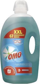 Sealed Air OMO Professional Active Clean Flüssigwaschmittel 5 L 67 WL