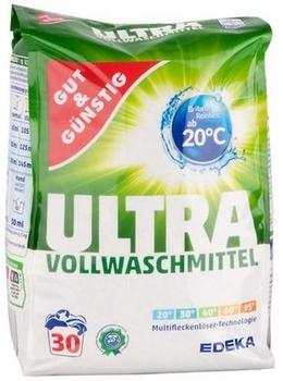 Gut & Günstig Ultra Vollwaschmittel