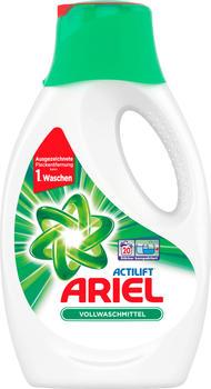 Ariel Actilift Vollwaschmittel flüssig (20 WL)