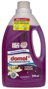 Domol Colorwaschmittel Violet Dream