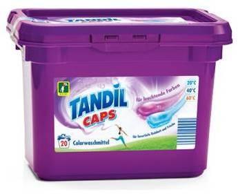 Aldi Süd Tandil Caps Colorwaschmittel