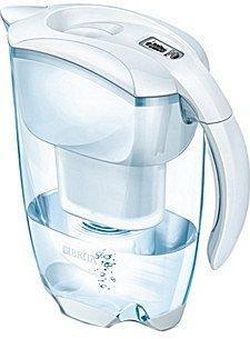 BRITA Elemaris Meter Wasserfilter weiß + 1 Kartusche