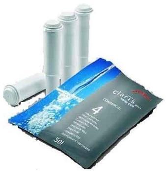 Jura Claris White 4er-Set Filterpatrone