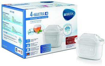 BRITA Maxtra+ Filterkartusche 4er Pack