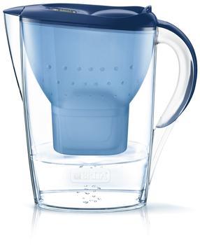 Brita Marella Cool blau + Wasserfilter 3 St.