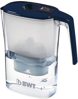 BWT Tischwasserfilter Slim 3,6 L marine blue