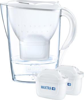 BRITA fill&enjoy Marella 2,4 l weiß + 2 Kartuschen