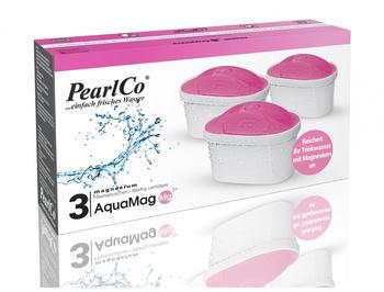 PearlCo AquaMag Unimax Magnesium Filterkartuschen 3er Pack
