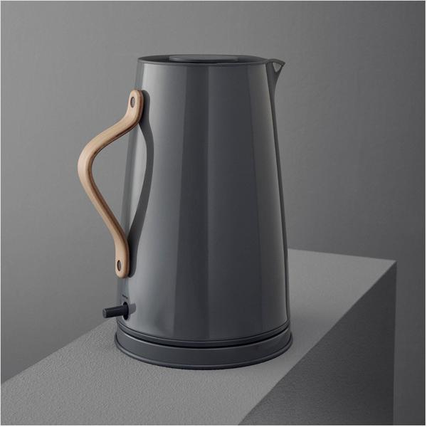 Emma Kaffeekanne Grau Stelton Sammeln & Seltenes Küche