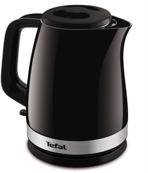 Tefal Delfini Plus KO150F schwarz 1,5 Ltr.