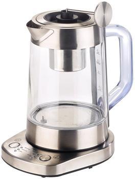 Rosenstein & Söhne 2in1-Wasserkocher & Teebereiter