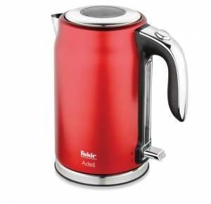 fakir-adell-wasserkocher-2200-watt-rouge