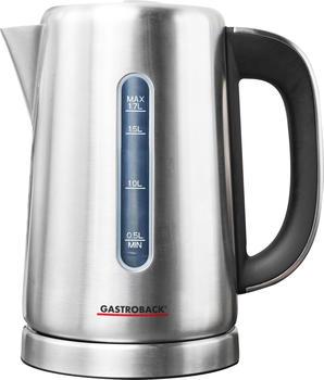 Gastroback Wasserkocher 42441 eds sw
