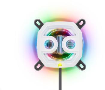 Corsair XC7 RGB Weiß