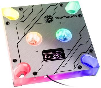 Bitspower Touchaqua Summit MS (BPTA-CPUMS-OLED)