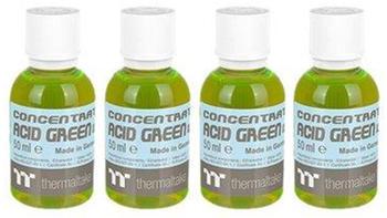 Thermaltake Premium Concentrate - Acid Green (4 Bottle Pack)