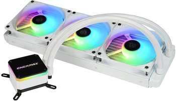 Enermax Liqmax III ARGB 360 mm White