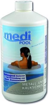 mediPOOL Metall und Kalk-Schutz 1 Liter
