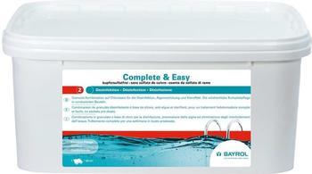 Bayrol Complete & Easy 2,24 kg mit 8 Doppelbeuteln