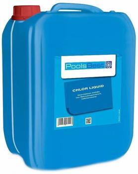 PoolsBest Chlor-Flüssig 12 Kg