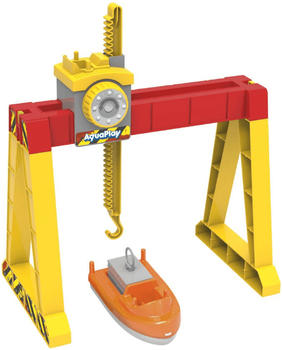 Aquaplay ContainerCrane Set (0124)