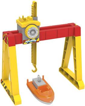Aquaplay ContainerCrane Set (0124)