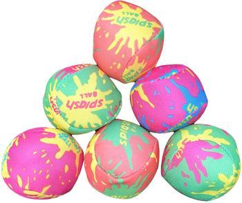 Best Sporting Water Fun Balls 6St