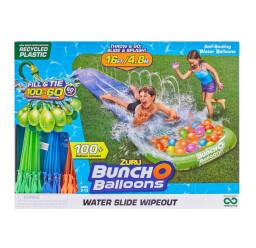 ZURU BunchO Balloons Water Slide Wipeout