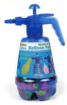 Alldoro Wasserbomben-Pumpe mit 250 Wasserballons (60200)
