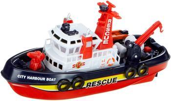 Van Manen Feuerlöschboot mit Wasserfunktion