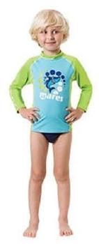 Mares Rash Guard Kid Long Sleeve 412543