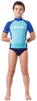 Mares Rash Guard Junior Short Sleeve Boy (412506)