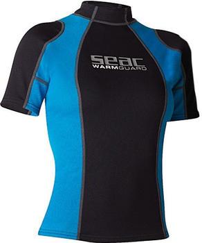 Seac Sub Warm Guard Kurzarm Shirt black