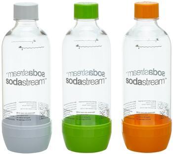 SodaStream PET-Flasche 2 + 1 (3 x 1 Liter)