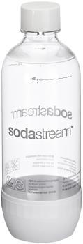SodaStream PET-Flasche weiß 1 Liter
